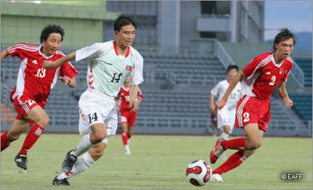 東アジアサッカー選手権2008 予...