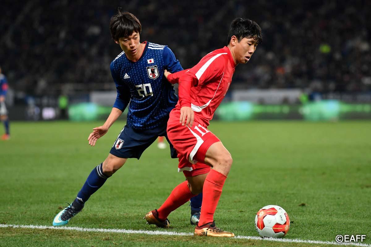JAPAN vs DPR KOREA