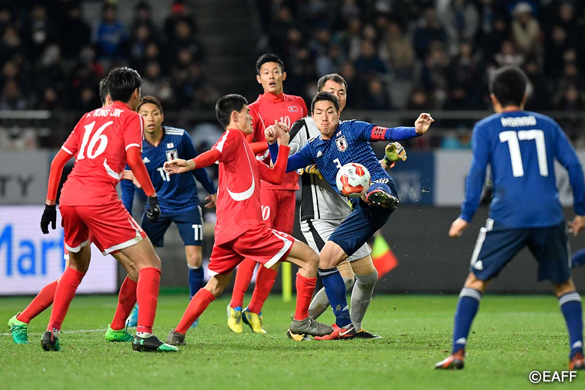 JAPAN vs DPR KOREA