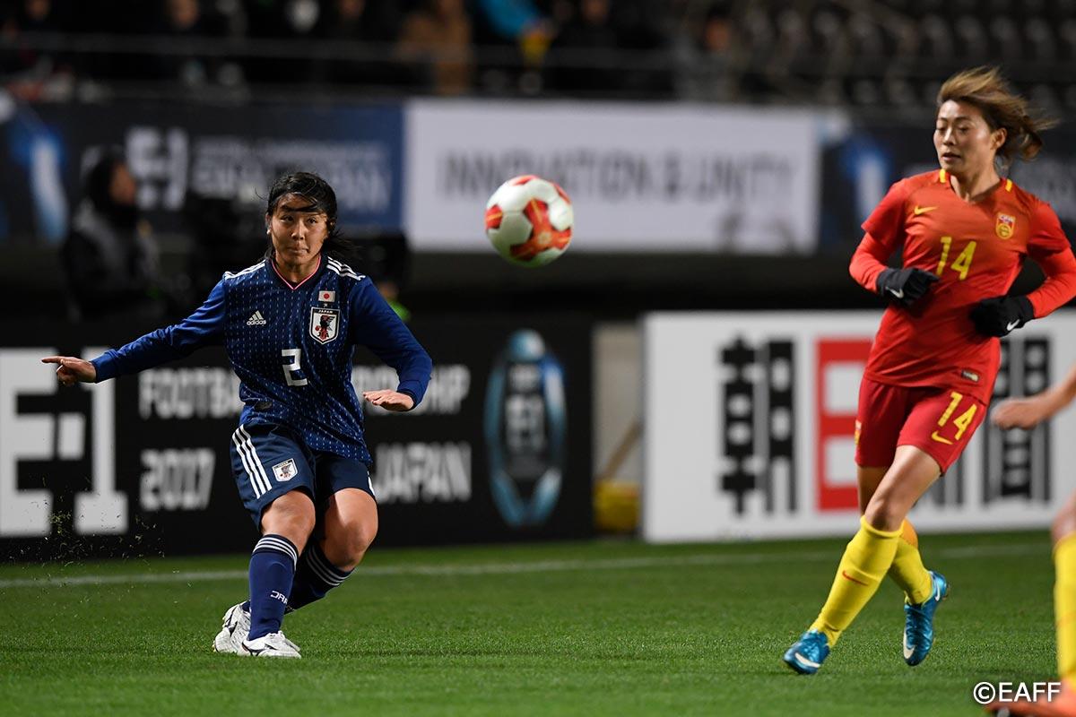JAPAN vs CHINA PR