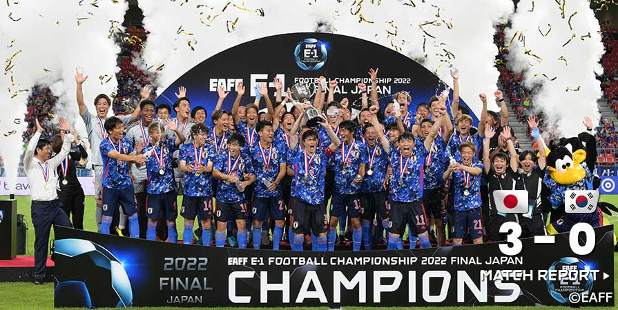Tournament details: EAFF E-1 FOOTBALL CHAMPIONSHIP 2019 FINAL KOREA REPUBLIC